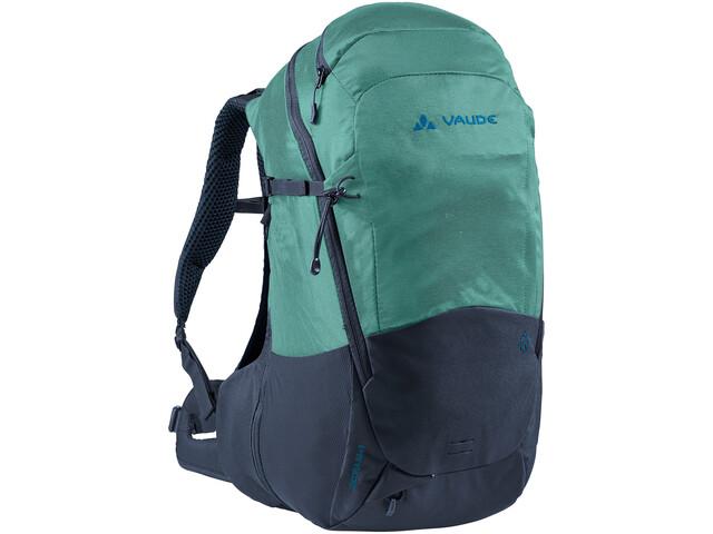 VAUDE Tacora 26+3 Backpack Women, nickel green